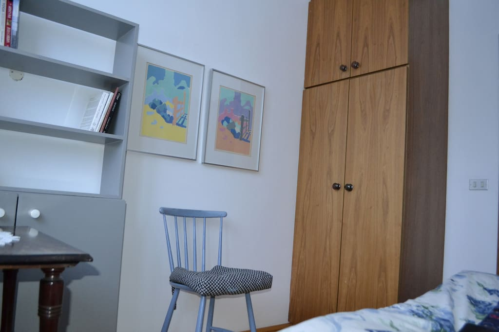 Cabinet for your cloths. ,