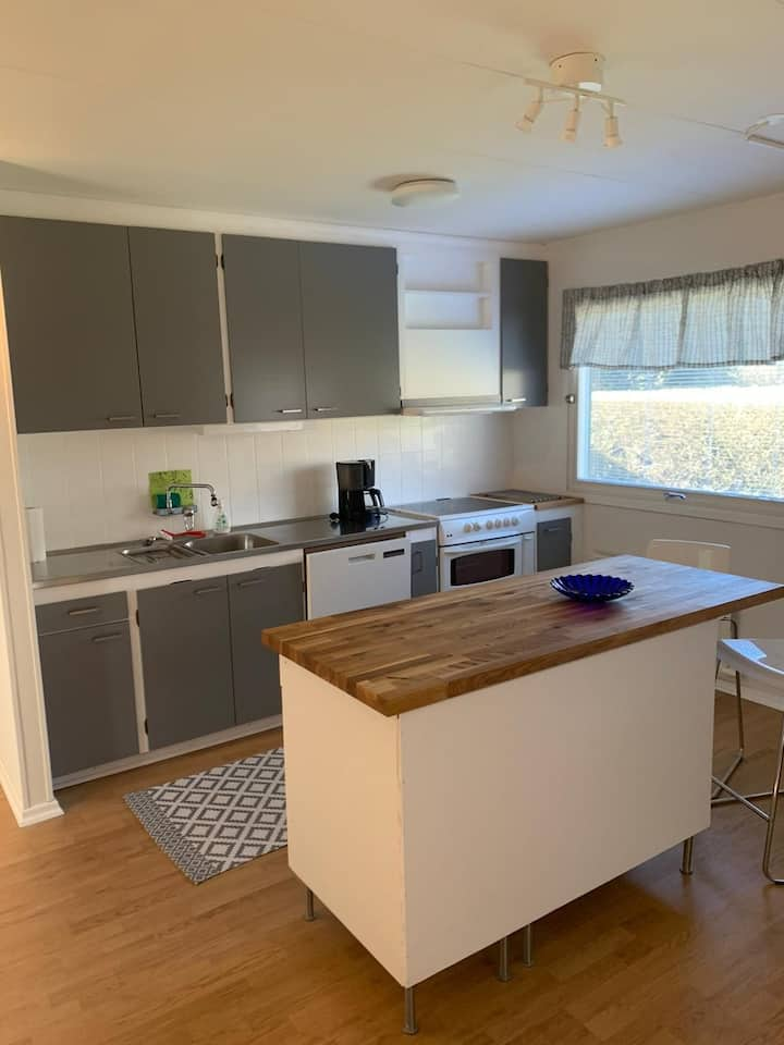 1 bedroom in lovely apartment