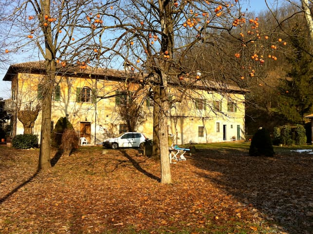 La Fornace - Cassano Spinola - บ้าน