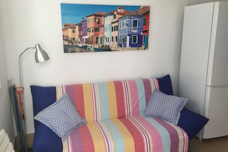 Quiet apartment in La Graciosa Island - Caleta del Sebo - Apartment