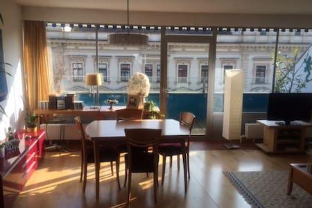 Zentrale Wohnung im Penthouse-Stil - Wels - อพาร์ทเมนท์