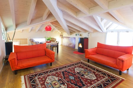 Villa Laila B&B - Red Suite - Lodi - Bed & Breakfast