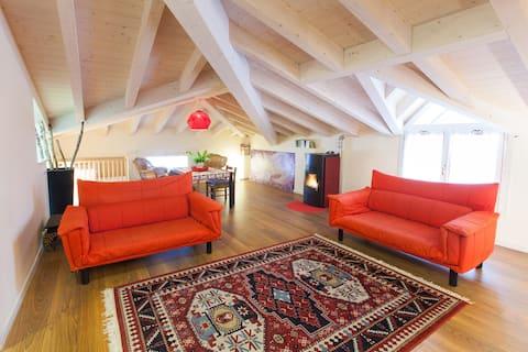 Villa Laila B&B - Red Suite