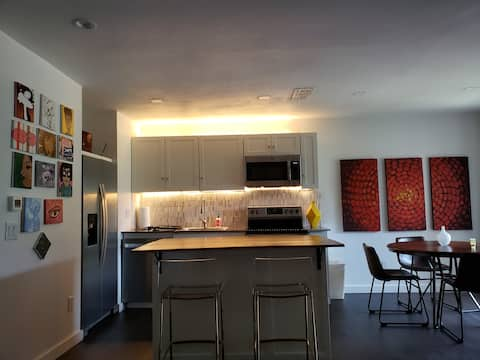 Apartment close to Lower Greenville