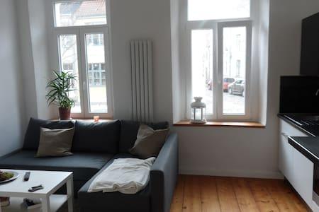 Wohnung im EG, zentrale Lage! - Wismar