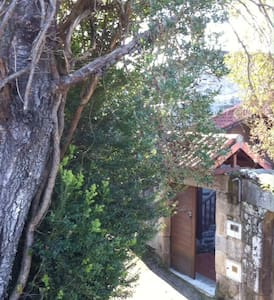 Charmante maison rural cerca de Celanova (OU) y PT - Rumah
