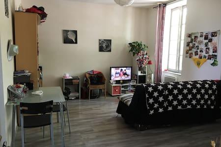 Appartement T2 à 1h de Toulouse! - Daumazan-sur-Arize - Apartment