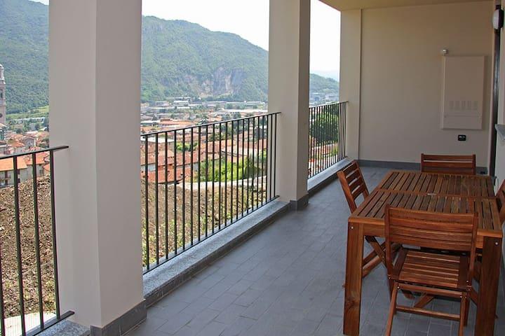 Appartamento Sass Negher - Valmadrera - Apartamento