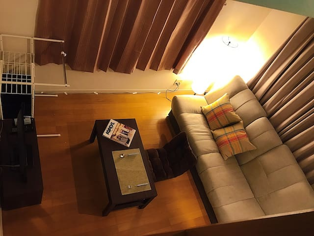 Cozy Loft in Kyodo near by Shibuya! - Setagaya-ku - Pis