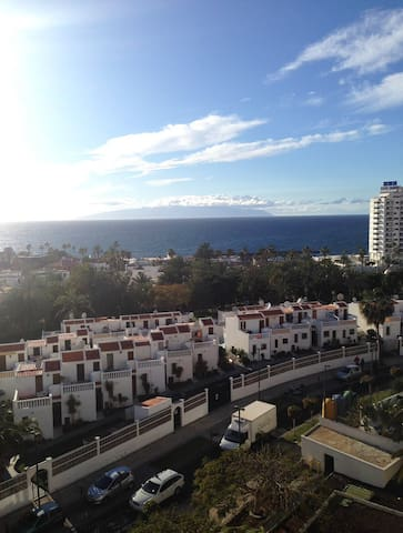апартамент с видом  в Las Americas - Playa De Las Americas - Apartment