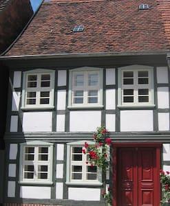 Fachwerkhaus&Garten nahe der Elbe - Hansestadt Werben (Elbe)