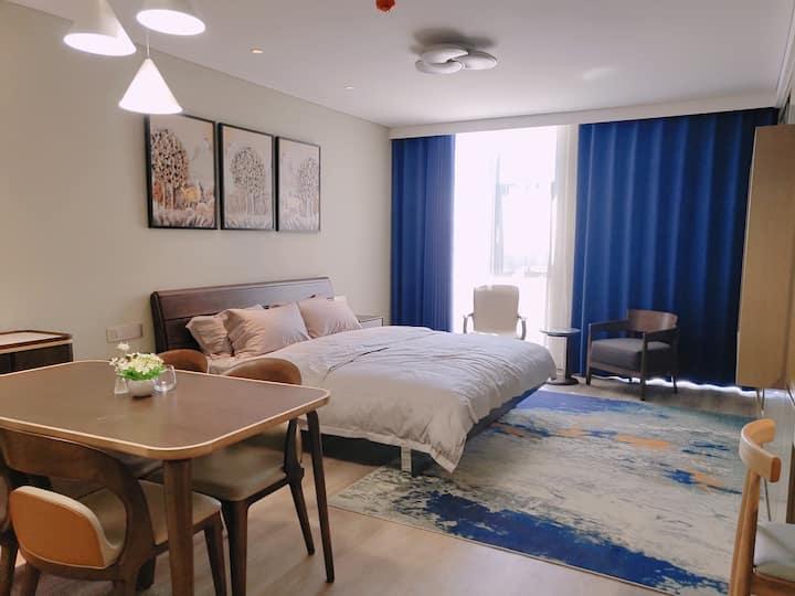 万豪新天地北欧慕斯国际公寓