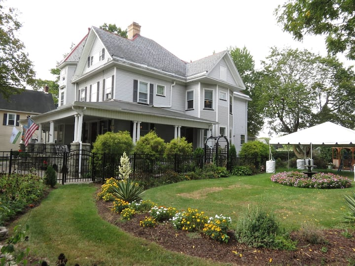 Rent the Whole Inn - One of NJ's Best B&B's