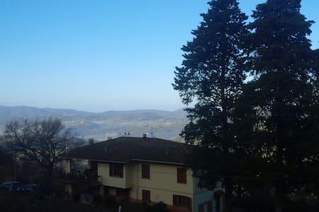 Vista stupenda sulla Toscana - Reggello