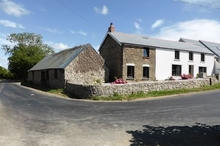 Luxury Pembrokeshire Targate Farm - Haverfordwest