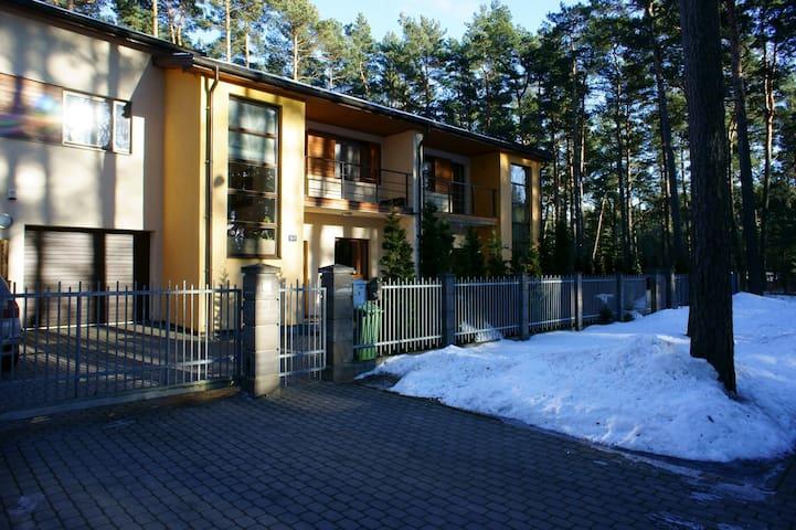 Pine park Residence 235 m2. Beach area.