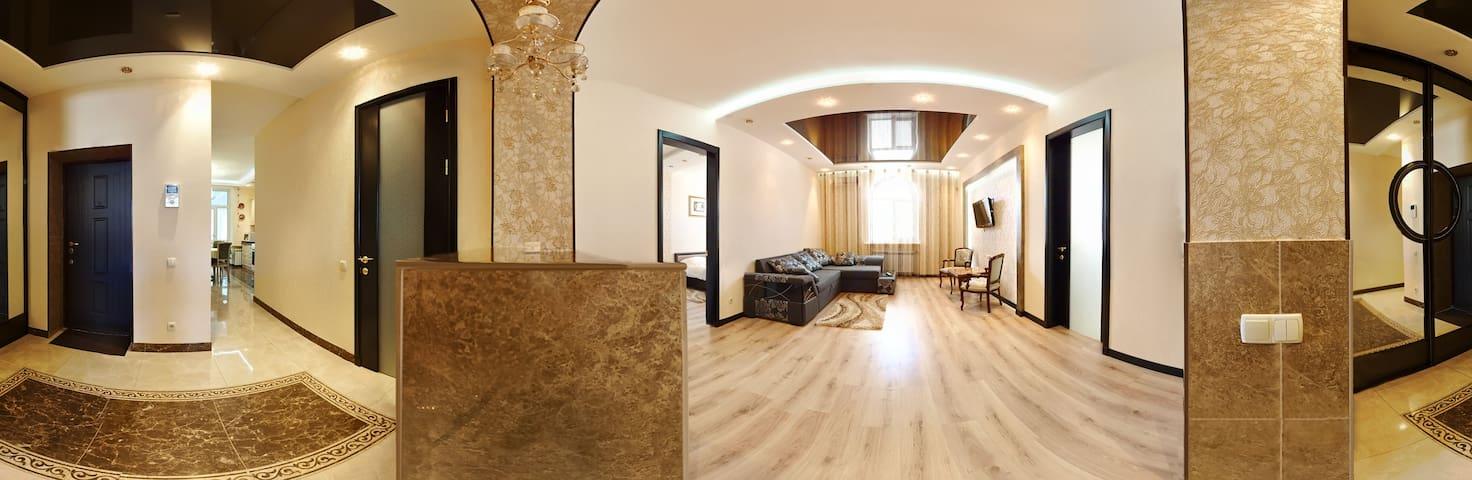Супер апартаменты с двумя спальнями