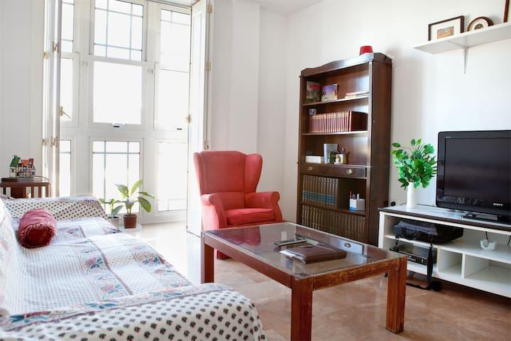 precioso apartmento en sitio genial - Cartagena - Apartment
