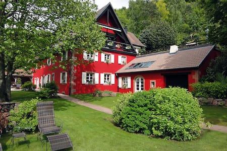 La Haute Grange - Chambre Muscade - Fréland - Bed & Breakfast