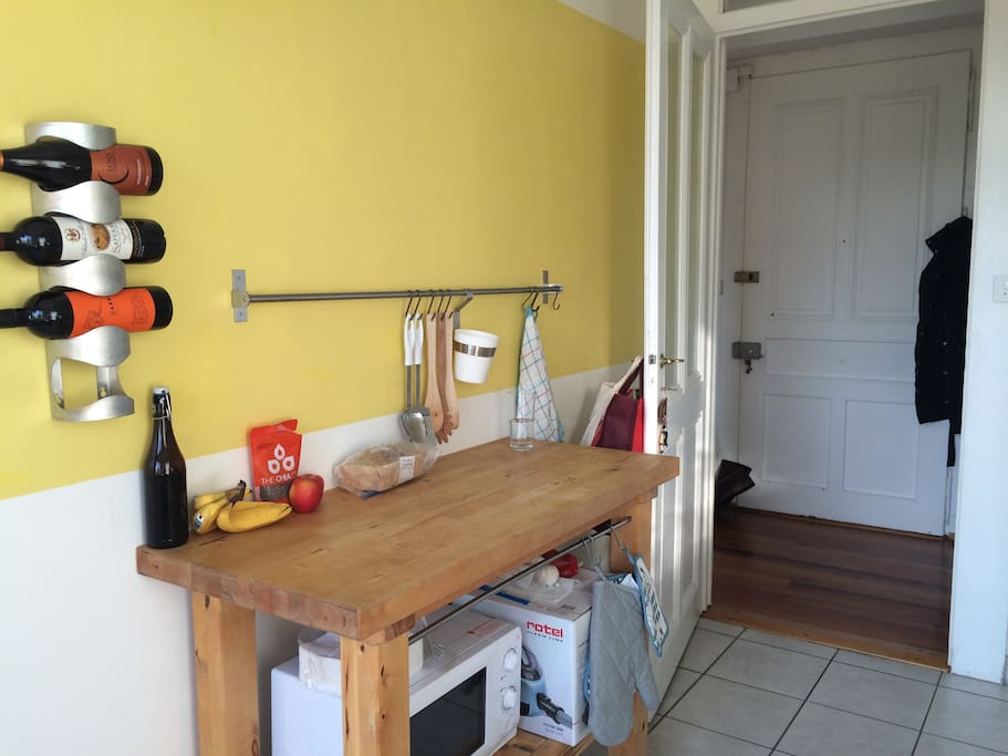 Kitchen - prep area