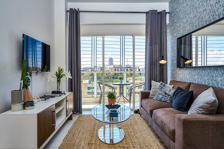 Modern and Comfy 2br | near Galerias 360