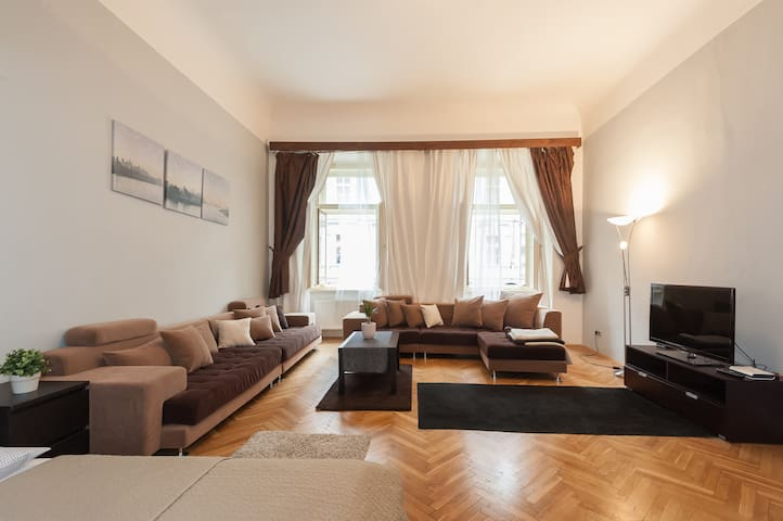 1 BDR Apartment Old Town