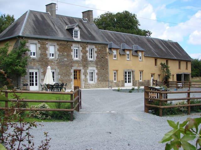 gîte rural au coeur du bocage  - Quibou - House