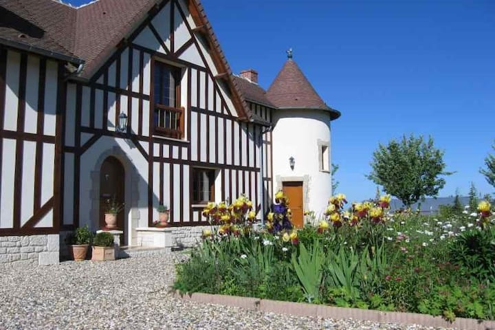 Country B&B 5 min from Deauville - Canapville - Bed & Breakfast