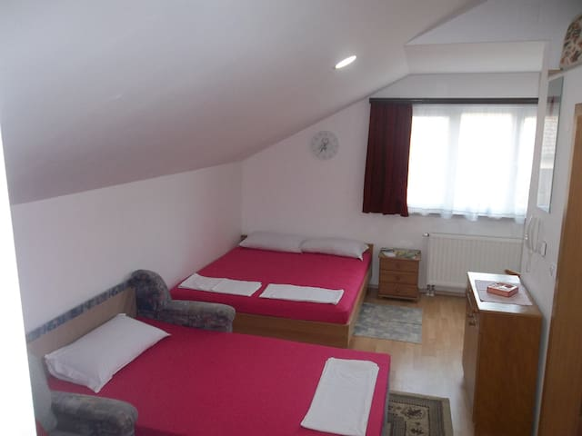 Apartment 4 person Samobor, near Zagreb - Samobor - Apartment