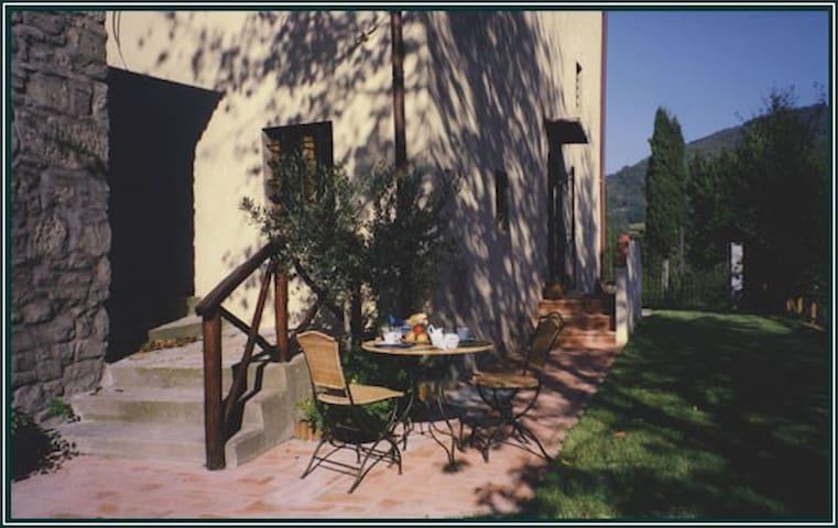 COLONICA BELVEDERE Appart. 60 mq - Barberino di Mugello
