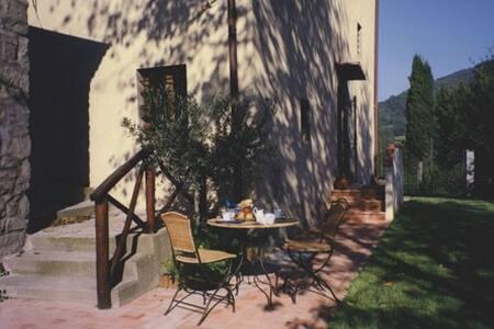 COLONICA BELVEDERE Appart. 60 mq - Barberino di Mugello - Villa
