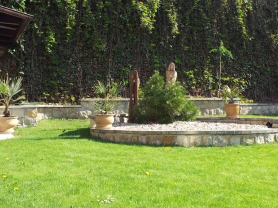 Zahrada plná umění