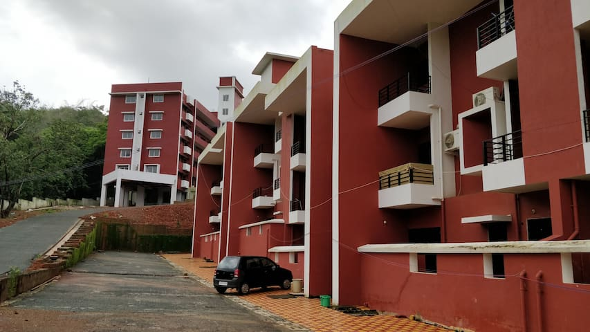 Budget Service Apartment @Cancona Goa near Palolem