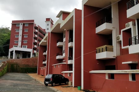 Budget Service Apartment @Cancona Goa near Palolem