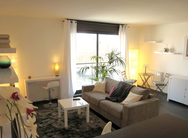 Apartment with open view - 2 pers - Toulouse - Departamento
