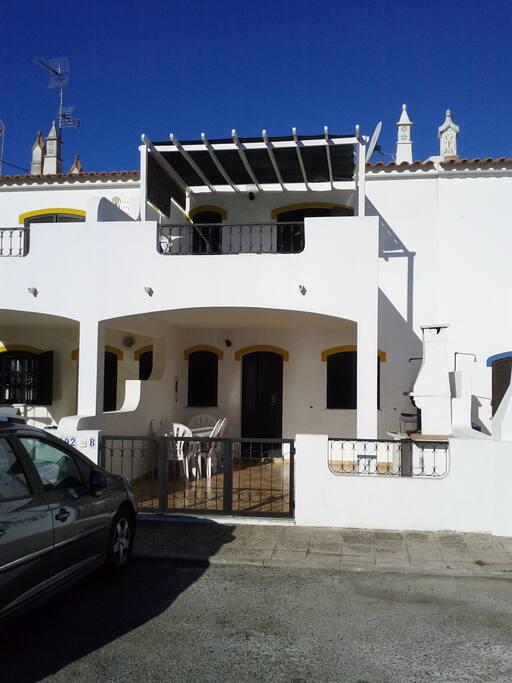 Casa Vista Frente