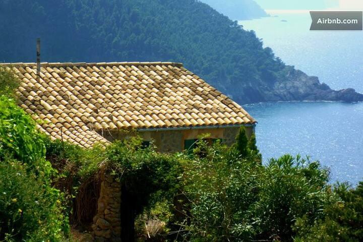 Casa Rural ensueño en plena  Serra de Tramuntana - Banyalbufar