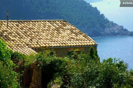Casa Rural ensueño en plena  Serra de Tramuntana - Banyalbufar - Haus