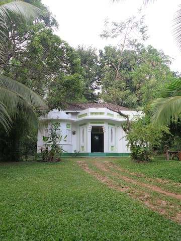 Stay In Royalty At Colonial House . - Matara - Bungalow