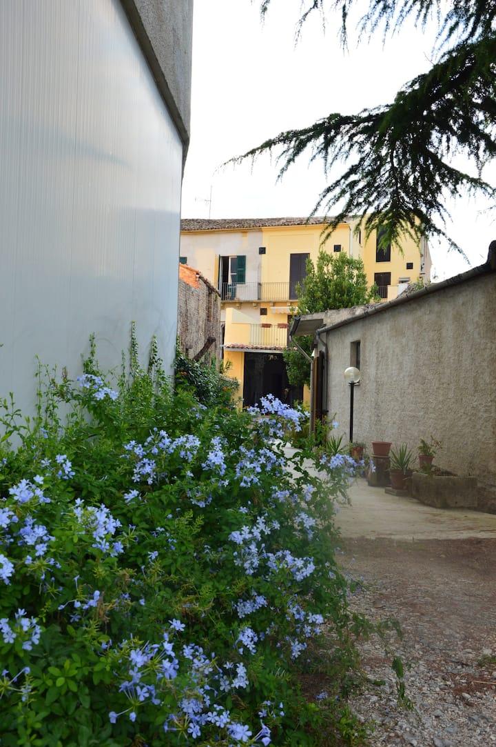 La Casa Bianca di Maria nel cuore dell'Abruzzo