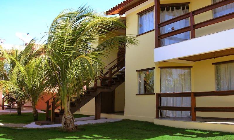 Apartamento B6 mare 1 camera 5 letti - Porto Seguro - Leilighet