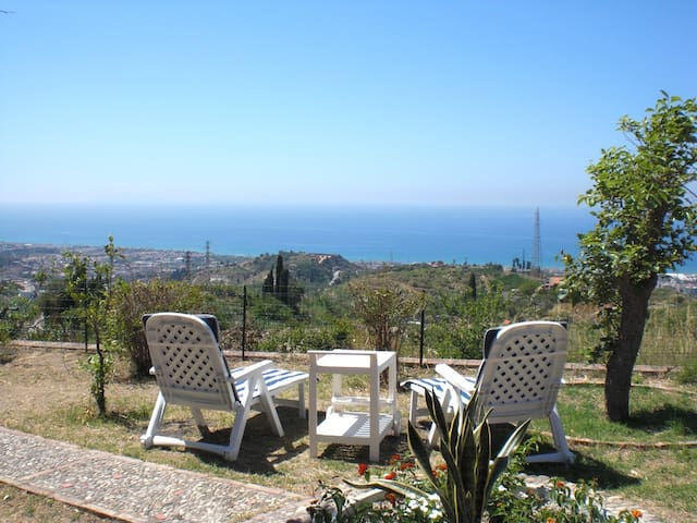 Charming country house near sea  - Villafranca Tirrena