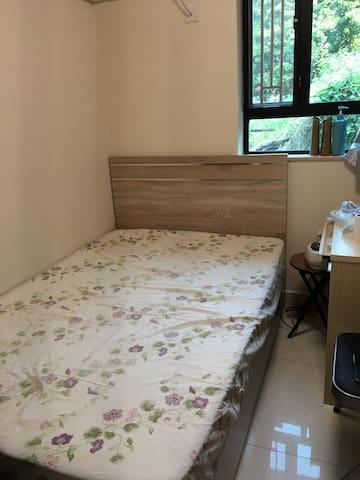 2) 1 Private room Tai Po near MTR & CUHK/EDUHK Uni