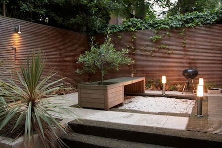 Lovely Garden flat - London - Wohnung