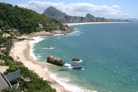 Right in front of the beach in Rio! - Rio de Janeiro - Apartment