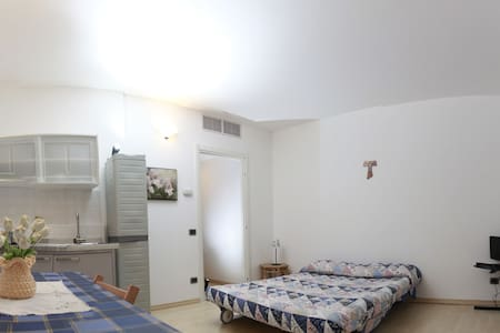 14A Pretty studio in center village - Maccagno