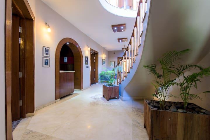 A deluxe room in a quiet part of Central Jodhpur - Jodhpur - Villa
