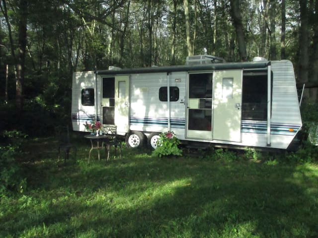 WorkingFarm Providence area Camper  - Rehoboth