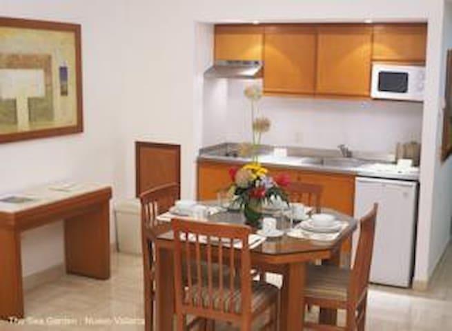 Sea Garden Resort- Mayan - Nuevo Vallarta - Villa