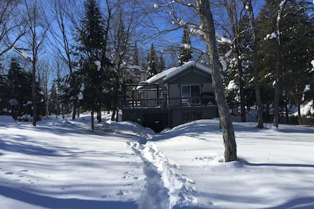 Ty-Llyn - Lakeside cosy chalet - Sainte-Lucie-des-Laurentides